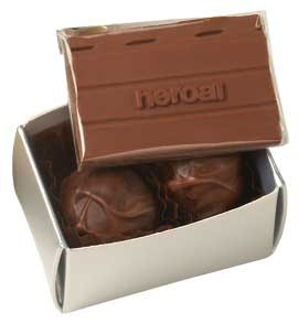 Fair Pair box of pralines