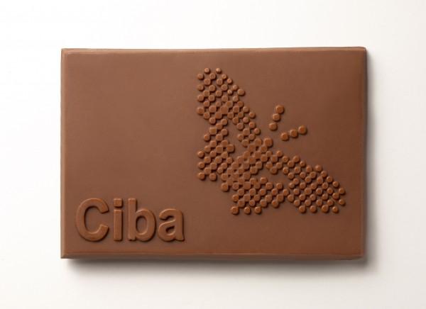 Ciba-Schokolade-mit-Logo
