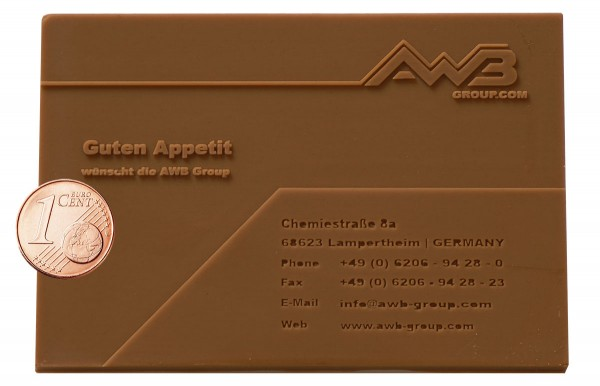 Choco Business Card 8x5,5