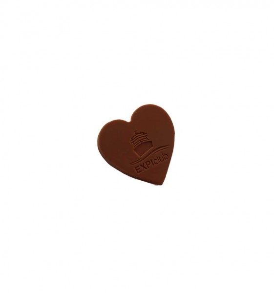 chocolate heart mini