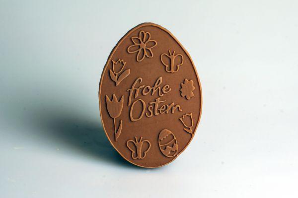 Easter Chocolate Egg - Bespoke Chocolate