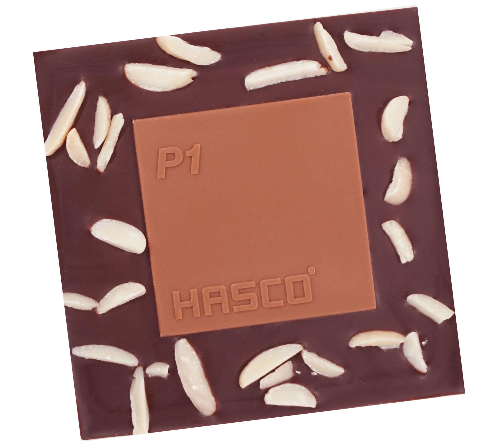 Dark Milk Almonds Combination | Choco-Logo