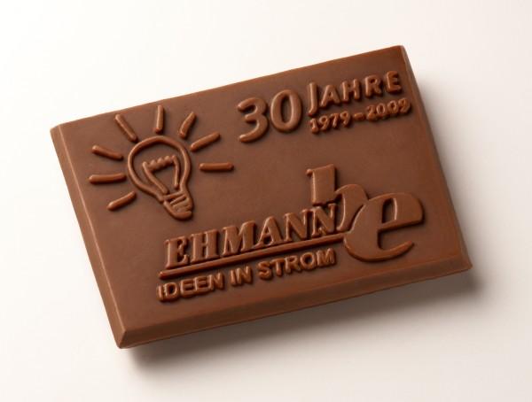 Logo-Schokolade-Ehmann