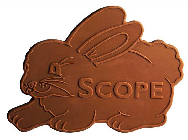Easter Bunny - Bspoke Chocolate Bar