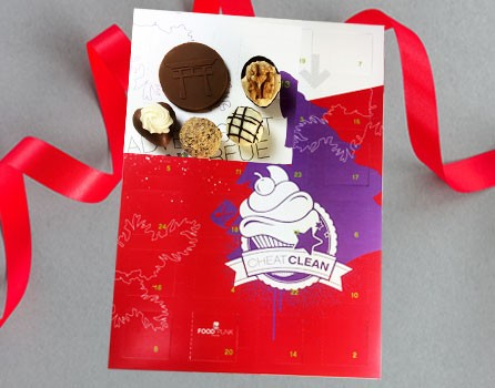 Advent Calendar Pralines
