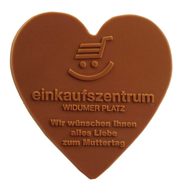 Chocolate Gift Heart XXL