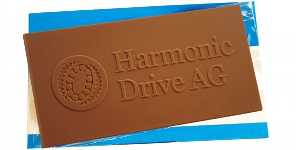 Grüßkarte Mit Schokolade