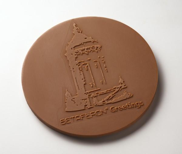 Medaille-Schokolade-Betaferon