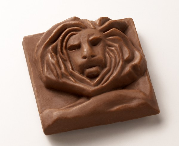 Lion-Head-Chocolate