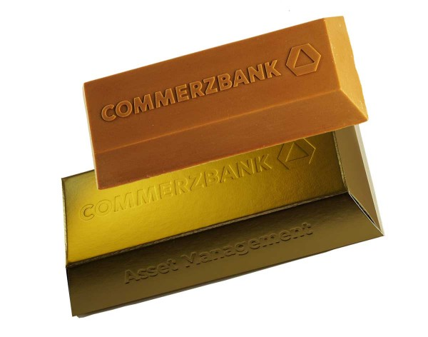 Chocolate Gold Bar Grande, 100g