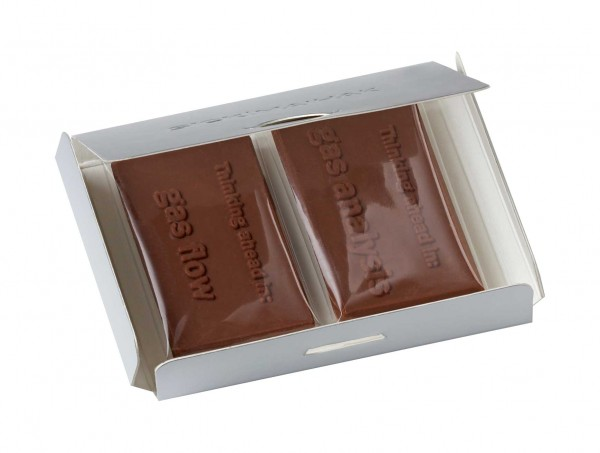 Bespoke Chocolate Duo Box