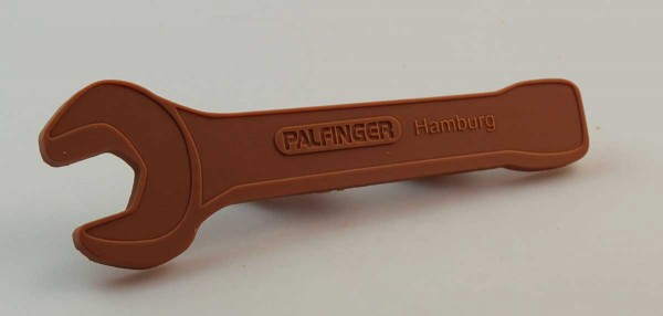 Spanner Custom Chocolate