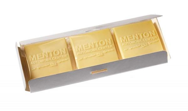 custom chocolate box of 3