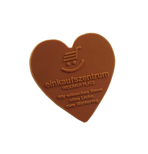 Chocolate Heart Gift L